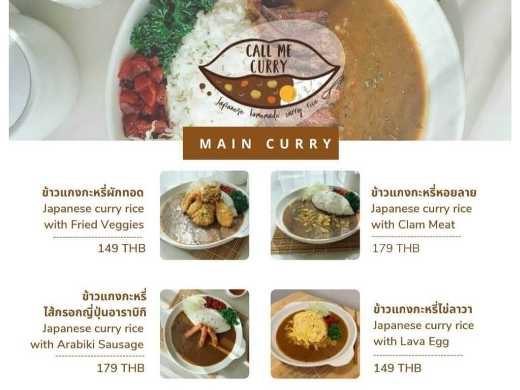 Call Me Curry at Sathorn